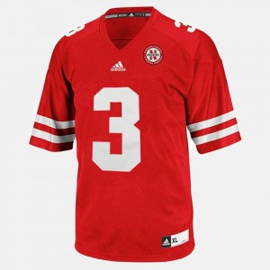 Kids Cornhuskers Football #3 Taylor Martinez college Jersey - Red