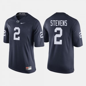 Men #2 Football Nittany Lions Tommy Stevens college Jersey - Navy