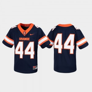 Kids Game Untouchable Syracuse #44 college Jersey - Navy